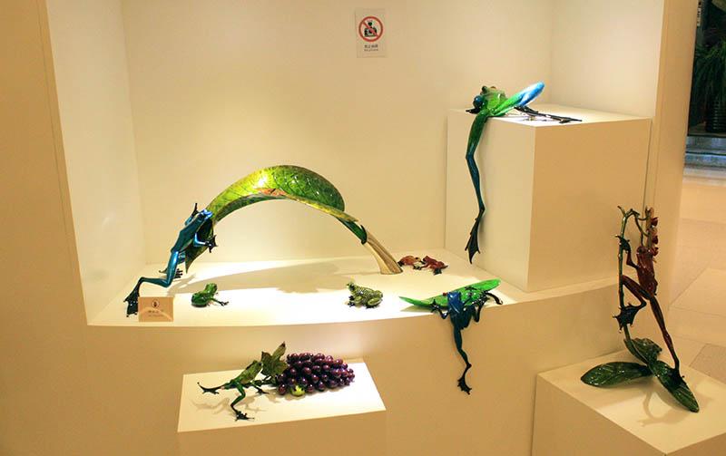 Frogman Art Show3