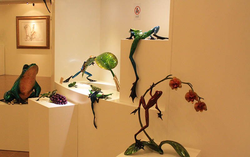 Frogman Art Show5
