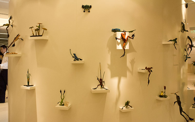 Frogman Art Show7